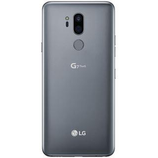 LG G7 ThinQ 64GB, Platinum grau