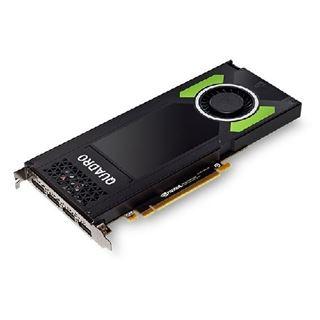 8GB Dell Quadro P4000 Aktiv PCIe 3.0 x16 (Retail)