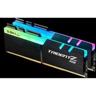 16GB G.Skill Trident Z RGB für AMD DDR4-3200 DIMM CL16 Dual Kit