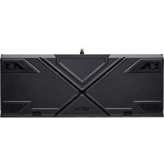 Corsair Gaming Keyboard K70 RGB MK.2 CHERRY MX RGB Brown USB Deutsch