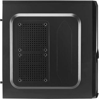 AeroCool V3X RGB Midi Tower ohne Netzteil schwarz