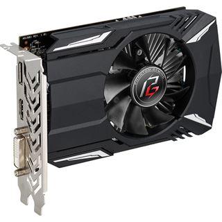 2GB ASRock Radeon RX 550 Phantom Gaming Aktiv PCIe 3.0 x16 (Retail)