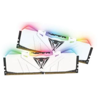 16GB Patriot PC2666 (2x8GB) Viper RGB White