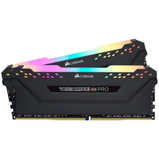 16GB Corsair DDR4 PC 3466 CL16 CORSAIR KIT (2x8GB) Vengeance RGB Bla