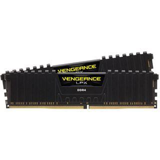 16GB Corsair Vengeance LPX für AMD schwarz DDR4-3600 DIMM CL18