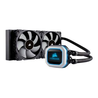 Corsair WAK Cooling Hydro Series H100i PRO (240mm)