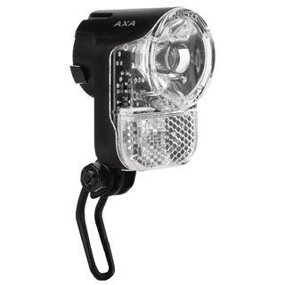 AXA Bike Security LED-Scheinwerfer Pico 15 Switch 15 Lux, für