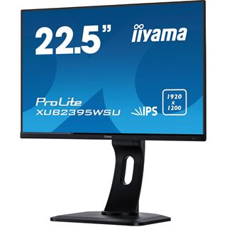 "22.5"" (57,15cm) iiyama ProLite XUB2395WSU-B1 schwarz 1920x1200"