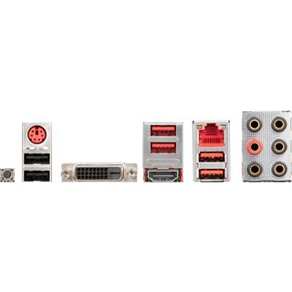 MSI B450 Gaming Plus AMD B450 So.AM4 Dual Channel DDR4 ATX Retail