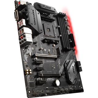 MSI B450 TOMAHAWK AMD B450 So.AM4 Dual Channel DDR ATX Retail