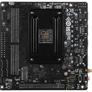 MSI B450I Gaming Plus AMD B450 So.AM4 Dual Channel DDR4 Mini-ITX