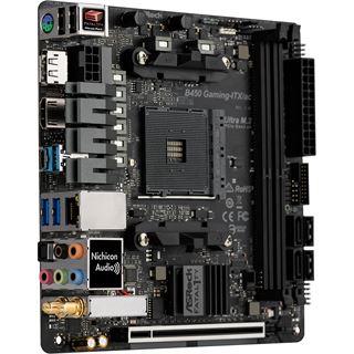 ASRock Fatal1ty B450 Gaming-ITX/AC AMD B450 So.AM4 Dual Channel DDR4