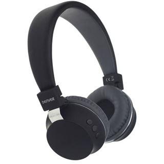 denver wireless bluetooth headset bth 205 schwarz. Black Bedroom Furniture Sets. Home Design Ideas