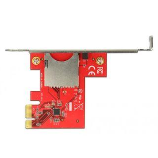 Delock PCI Express Card > 1x extern SDXC Slot