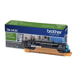 Brother Toner TN-243C Cyan (ca. 1000 Seiten)