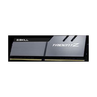 32GB G.Skill Trident Z silber/schwarz DDR4-3200 DIMM CL14 Dual Kit