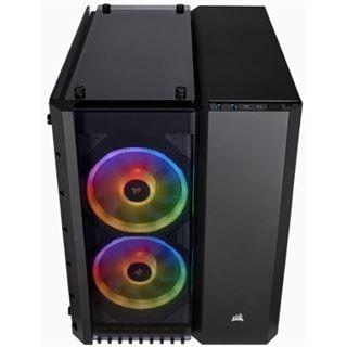 Corsair Crystal 280X RGB mit Sichtfenster Midi Tower ohne Netzteil