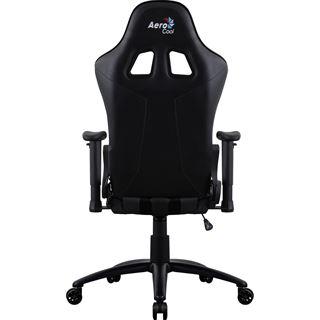 AeroCool Gaming Stuhl AC120 AIR schwarz