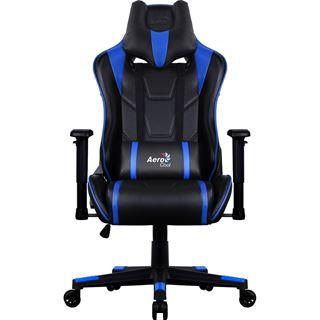 AeroCool Gaming Stuhl AC220 AIR schwarz/blau