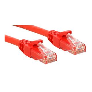 (€23,00*/1m) 0.30m Lindy Cat. 6 Patchkabel UTP RJ45 Stecker auf