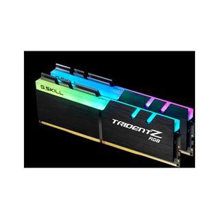 16GB G.Skill Trident Z RGB DDR4-4400 DIMM CL18 Dual Kit
