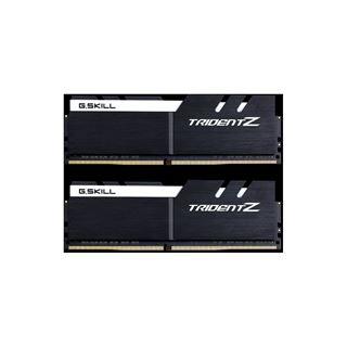 16GB G.Skill Trident Z schwarz/weiß DDR4-3600 DIMM CL16 Dual Kit