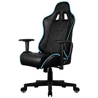 AeroCool Stuhl Gaming AC220 RGB schwarz/RGB