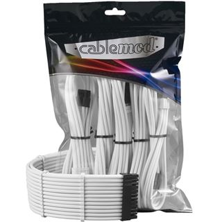 CableMod PRO ModMesh Cable Extension Kit, weiss