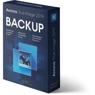 Acronis TRUE IMAGE 2019 3-User