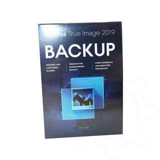Acronis TRUE IMAGE 2019 5-User