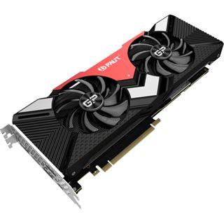 8GB Palit GeForce RTX 2080 GamingPro OC Aktiv PCIe 3.0 x16 (Retail)