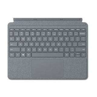 Microsoft Surface Zubehör Go Type Cover Signature platinum