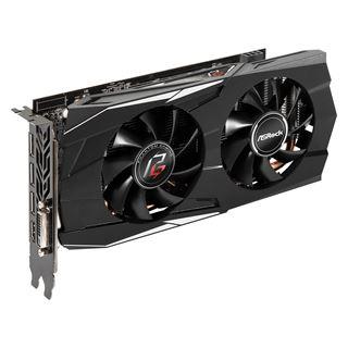 8GB ASRock Radeon RX 570 Phantom Gaming D OC Aktiv PCIe 3.0 x16