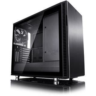 Fractal Design Define R6 USB-C Blackout gedämmt mit TG
