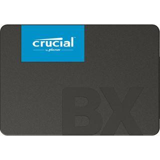 "120GB Crucial BX500 2.5"" (6.4cm) SATA 6Gb/s 3D-NAND TLC"