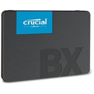 "240GB Crucial BX500 2.5"" (6.4cm) SATA 6Gb/s 3D-NAND TLC"