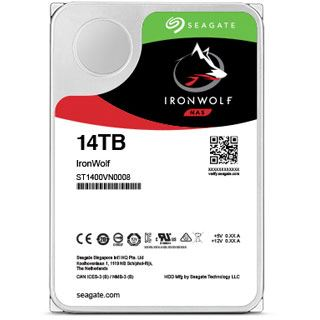 14000GB Seagate IronWolf Pro NAS HDD +Rescue ST14000NE0008 256MB