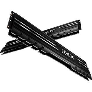 32GB ADATA XPG Gammix D10 schwarz DDR4-2666 DIMM CL16 Dual Kit