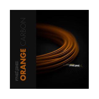 MDPC-X Sleeve Small - Orange-Carbon, 1m bulk