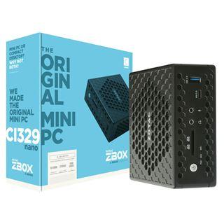 ZOTAC ZBOX CI329 nano (ZBOX-CI329NANO-BE)