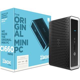 ZOTAC ZBOX CI660 Barbone I7-4.0GHZ