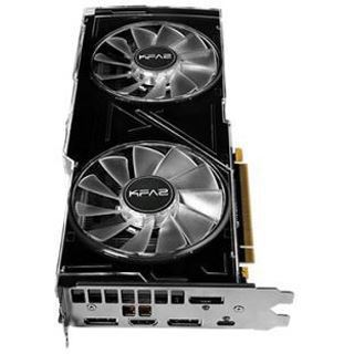 8GB KFA2 GeForce RTX 2080 OC Aktiv PCIe 3.0 x16 (Retail)