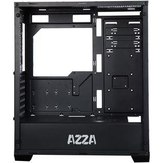Azza Thor 320 DH mit Sichtfenster Midi Tower ohne Netzteil schwarz