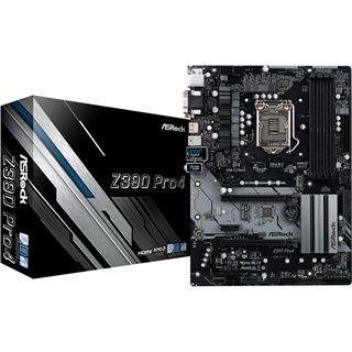 ASRock Z390 Pro4 Intel Z390 So.1151 Dual Channel DDR4 ATX Retail