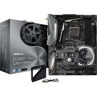 ASRock Z390 Taichi Ultimate Intel Z390 So.1151 Dual Channel DDR ATX