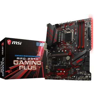 MSI MPG Z390 GAMING PLUS Intel Z390 So.1151 Dual Channel DDR ATX