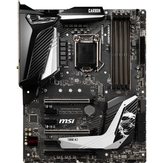 MSI MPG Z390 GAMING PRO CARBON AC Intel Z390 So.1151 Dual Channel