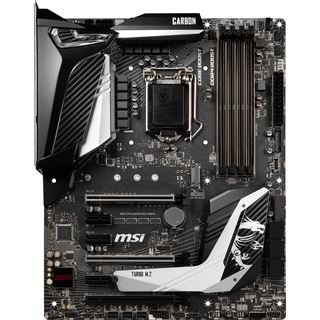 MSI MPG Z390 GAMING PRO CARBON Intel Z390 So.1151 Dual Channel DDR4