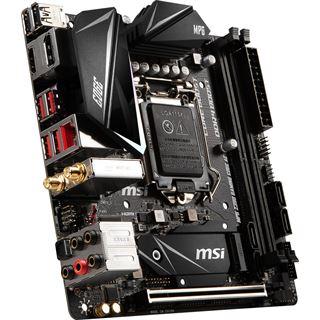 MSI MPG Z390I GAMING EDGE AC Intel Z390 So.1151 Dual Channel DDR