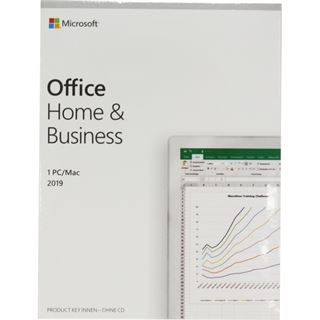 Microsoft Office Home and Business 2019 DE